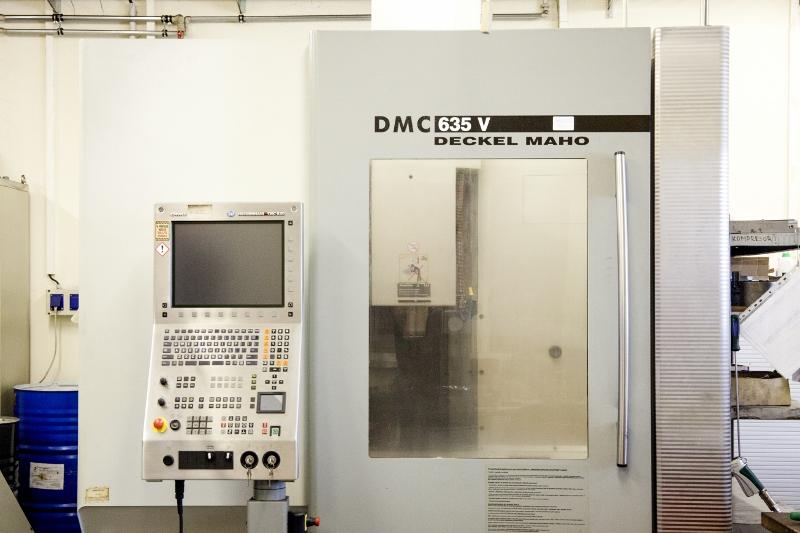 DECKEL MAHO DMC 635V